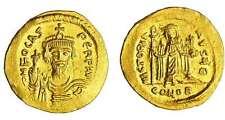 Byzance - Focas - Solidus (602-610, Constantinople)
