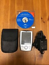 Dell Axim X5 Pda Pocket Pc Palm Pilot Organizer W/ Case, Charger & Companion Cd