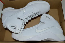 New Nike Mens Hyperdunk '08 Basketball White Flywire Shoes 820321-100 sz 12