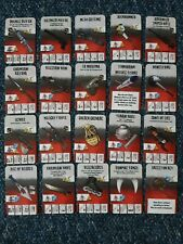 Zombicide - Custom Pimp Card Set 3 - 20 x Cards Modern