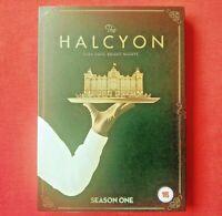 THE HALCYON - SEASON 1 - DVD - ( 2 DISC ) - 2017 - REGION 2