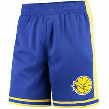 Knicks Malla Bordada Aficionados Swingman Jerseys Shorts Respirable Y Usable YSPORT Shorts Baloncesto Color : Blue, Size : S