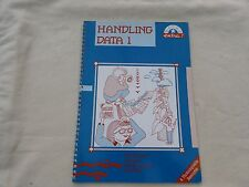 Handling Data 1: Maths Extra. Photocopiable Resource Book. Good Condition