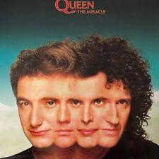 Queen - The Miracle(180g LTD Vinyl LP), 2010 UK / QUEENLP 13