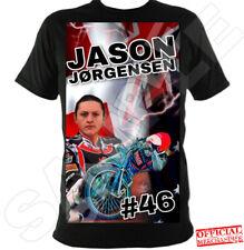 More details for jason jorgensen speedway t-shirt - official merchandise