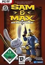 Sam & Max - Season One  PC, Deutsch, Abenteuer Kult Spiel für Groß und Klein Neu