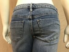 Mossimo, Women's Size 2, Modern, Bootcut, Light Wash, Mid Rise Jeans