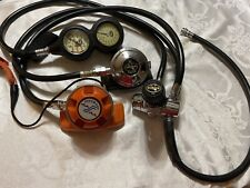 Dacor 950 Yoke, Depth/Pressure Gauge, Dacor XL/Sherwood Regulator FREE SHIPPING!