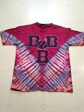 Birmingham Black Barons Tie Dye Shirt Vintage Negro League Baseball Mens XXL