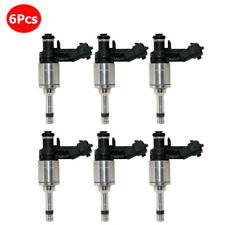OEM Genuine Buick Cadillac Fuel Injector Set - Enclave LaCrosse CTS STS 12611545