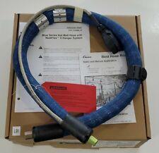 New Nordson 274791 4 Hot Melt Adhesive Hose 516 Blue Series 240v Auto