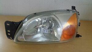 Headlight Left Lwr Actuator Motor 0301173301 YS6113006AK Ford Fiesta 4