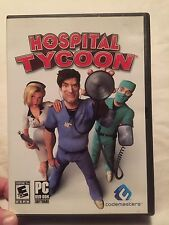 Hospital Tycoon  PC Game - Manage Your Own Hospital