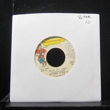 "Red Rose & Malvo - Never Get Jumpy 7"" VG HOW 051 Hoy Yu Fi Sey Dat? Vinyl 45"