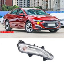 For Chevrolet Malibu 2019-2020 LED Front Bumper Fog Lamp Assembly Right Side 1PC