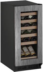 U-Line Wine Captain 1000 Series  U1215WCINT00B 15 Inch Undercounter Wine Storage