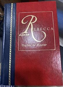 Rebecca by Du Maurier, Daphne Book The Fast Free Shipping