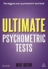 MIKE BRYON - Ultimate Psychometric Tests: Over 1000 ** Excellent Condition **