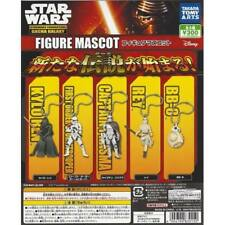STAR WARS FIGURE MASCOT - Gashapon - COMPLETE SET - NEW - Takara Tomy ARTS