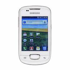 Samsung Galaxy Mini S5570 weiß Smartphone Gebrauchtware akzeptabel