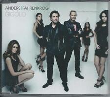 THOMAS ANDERS / FAHRENKROG - Gigolo CD SINGLE 2TR Euro Disco Synth-Pop 2011