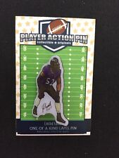 Baltimore Ravens Ray Lewis jersey lapel pin-Collectible-Welcome to the HALL!
