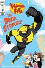 The Beak Strikes! by Disney Book Group Staff and John Green (2011, Paperback)