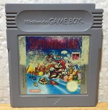 Super Mario Land // Nintendo Game Boy // Cartucho - PAL