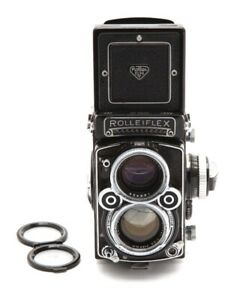 Excellent Rolleiflex TLR 2.8F Planar Medium Format Camera #32920