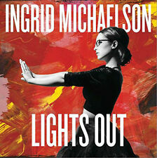 Ingrid Michaelson Lights Out Deluxe Edition CD