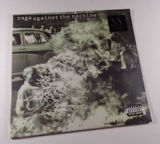 RAGE AGAINST THE MACHINE Self Titled LP 180 GRAM BLACK VINYL *SEALED audioslave