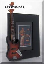 JACO PASTORIUS  Miniature Guitar Frame  Jazz