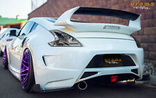 Amuse Style Rear Bumper to fit Nissan 370z Z34 Fairlady v8