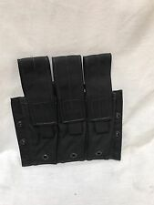 Eagle Industries LE TAC V Triple SMG Pouch Old School Trim Tab SEALs Hook & Loop