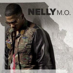 Nelly - M.O CD Álbum Dañado Funda