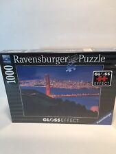 Ravens burger Gloss Effect Golden Gate Bridge Puzzle San Francisco
