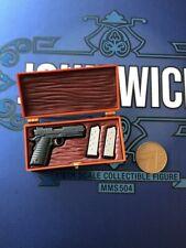 Hot Toys John Wick capítulo 2 MMS504 Estuche De Pistola Kimber Guerrero Suelto Escala 1/6th