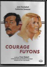 DVD *** COURAGE FUYONS *** Jean Rochefort, Catherine Deneuve ( Neuf emballé )