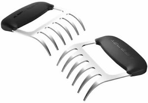 Ablest 2 Pcs BBQ Pulled Pork Stainless Steel Barbecue Shredder Bear Claws Meat