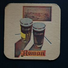 Roman sous-bock bierviltje bierdeckel coaster 3