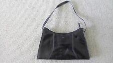 Stylish Classy Jag Black Leather Handbag Near New Condition