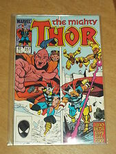 THOR THE MIGHTY #357 VOL 1 MARVEL SIMONSON JULY 1985