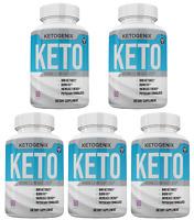 Ketogenix - Keto Advanced Weight Loss - BHB Ketones - 5 Month Supply
