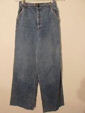 F2427 San Francisco Brand 70's Wide Leg Jeans Women's 24x32