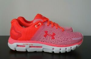Under Armour Hovr Infinite Pink Gym Fitness Running Trainers Shoes VGC - UK 7