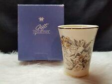Avon Gift Collection Cherub Bath Set Cup F20657-1
