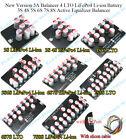 3S 4S 5S 6S 7S 8S 17S 5A Balancer 4 LTO LiFePo4 Li-ion Battery Active Equalizer
