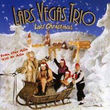 Las vegas, lars Trio-lars Christmas CD nuevo