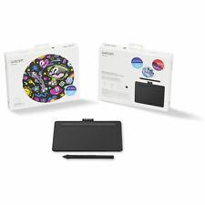Tablet Wacom Intuos Creative Pen-Negro Pequeño,