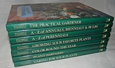 Successful Gardening Series Lot 7 Plants Perennials Annuals Bulbs Readers Digest